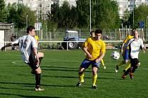 Krajská fotbalová I. A třída: TJ Sokol Třebeš - TJ Sokol Roudnice.