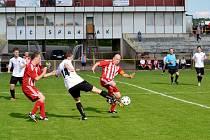 Fotbalový krajský přebor: FC Spartak Rychnov nad Kněžnou - SK Libčany.
