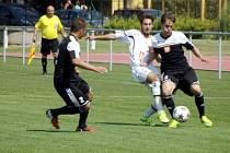 Fotbalová I. liga staršího dorostu U19: FC Hradec Králové - SK Dynamo České Budějovice.