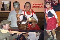 Maškarní plesy a karnevaly.