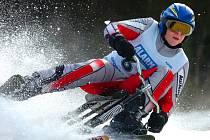 Závody na skibobech, Orlické hory, 9. - 10. 2. 2008