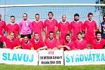 Fotbalisté Slavoje Syrovátka - vítězové CK Votrok IV. třídy B.