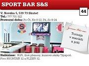 SPORT BAR S&S