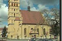 Kostel svaté Voršily