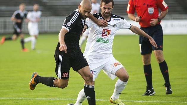 Fotbalová Synot liga: FC Hradec Králové - SK Dynamo České Budějovice.