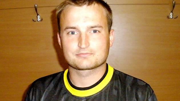 Lukáš Havlín, fotbalista Kosiček.