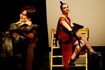 Z divadelního představení Věc Makropulos.