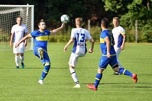 Utkání Vamberk - Hejtmánkovice skončilo jednoznačným vítězstvím domácích (5:1).