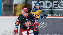 PO PĚTI ZÁPASECH hradečtí hokejisté prohráli. Útočník Aleš Jergl chce začít novou sérii.