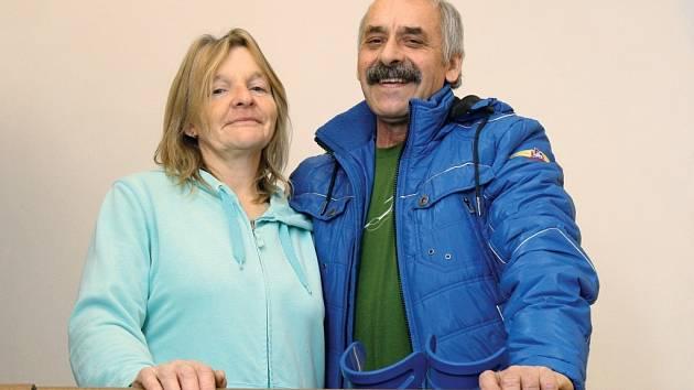 On jí říká záchranářka, to však  Zdeňka Kohoutová se skromností odmítá a tvrdí, že by se tak na jejím místě zachoval každý.