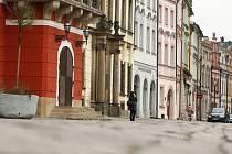 Hradecké Velké náměstí.
