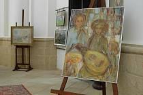 Obrazy Josefa Brázdy.