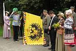 Stračov uspořádal v zámku slavnost, které se účastnil i arcivévoda František Ferdinand ď Este.