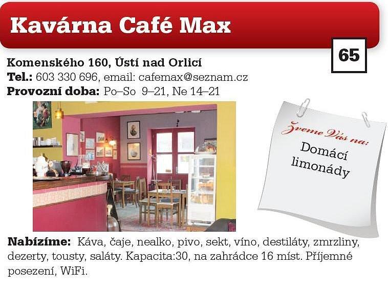 Kavárna Café Max