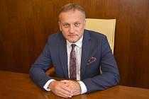 Nový předseda hradeckého krajského soudu Vadimír Lanžhotský.
