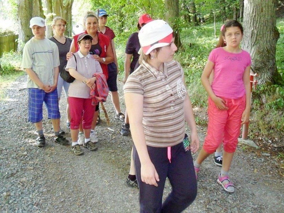 Rekondiční tábor pořádaný královéhradeckým Oblastním spolkem Českého červeného kříže v malebné přírodě Vysočiny.
