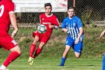 Fotbalový MOL Cup: SK Libčany - FK Chlumec nad Cidlinou.