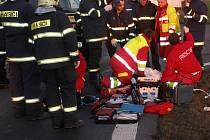 Záchranáři již nemohli pomoci