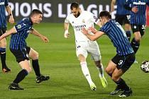 Real Madrid - Atalanta Bergamo.
