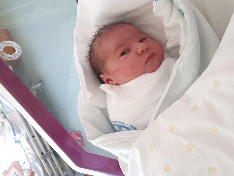 OLÍVIE ANDRESOVÁ přišla na svět 2. června v 11.57 hodin. Měřila 50 cm a  vážila 3940 g. Velikou radost udělala svým rodičům Martině a Lukáši Andresovým. Doma se těší tříletý bráška Sebastian.