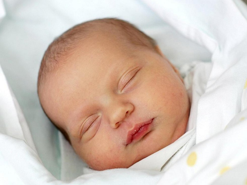 Jakub Tomášek se narodil 13. ledna ve 13.23 hodin. Vážil 4500 gramů a měřil 55 centimetrů. Udělal tak radost mamince Radce Pfoffové a tatínkovi Petru Tomáškovi, společně žijí v Bříšťanech.