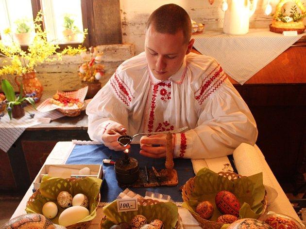 Velikonoce na Šrámkově statku