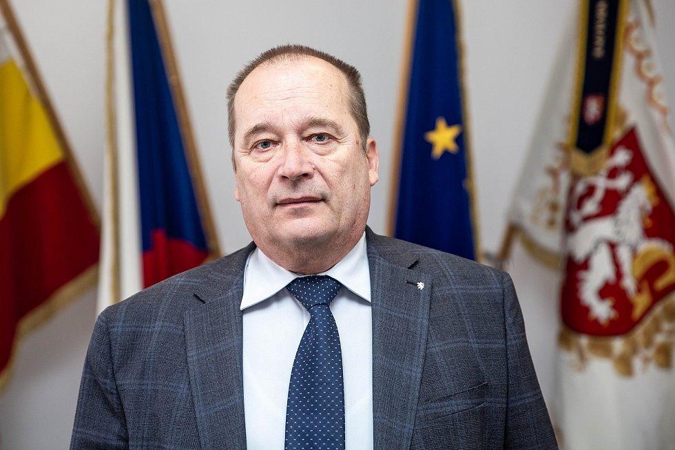 Alexandr Hrabálek, primátor města Hradec Králové.
