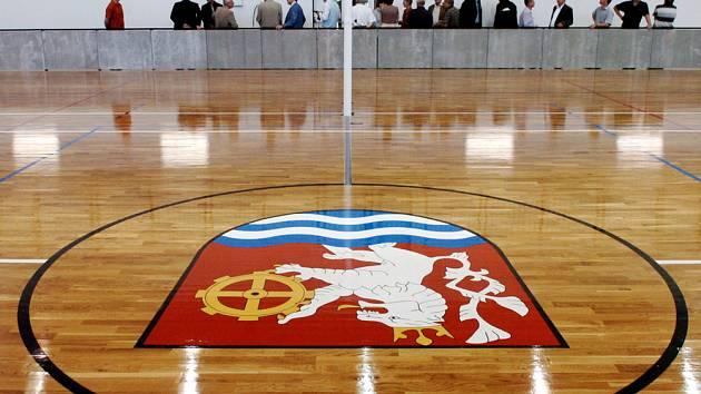 Nová sportovní hala v Předměřicích