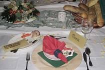 Úprava stolu v italském stylu