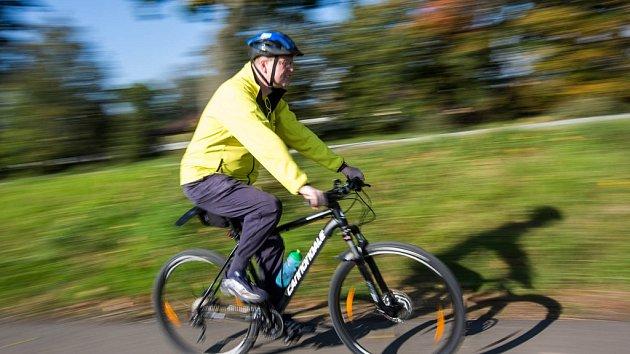 S politiky na kole