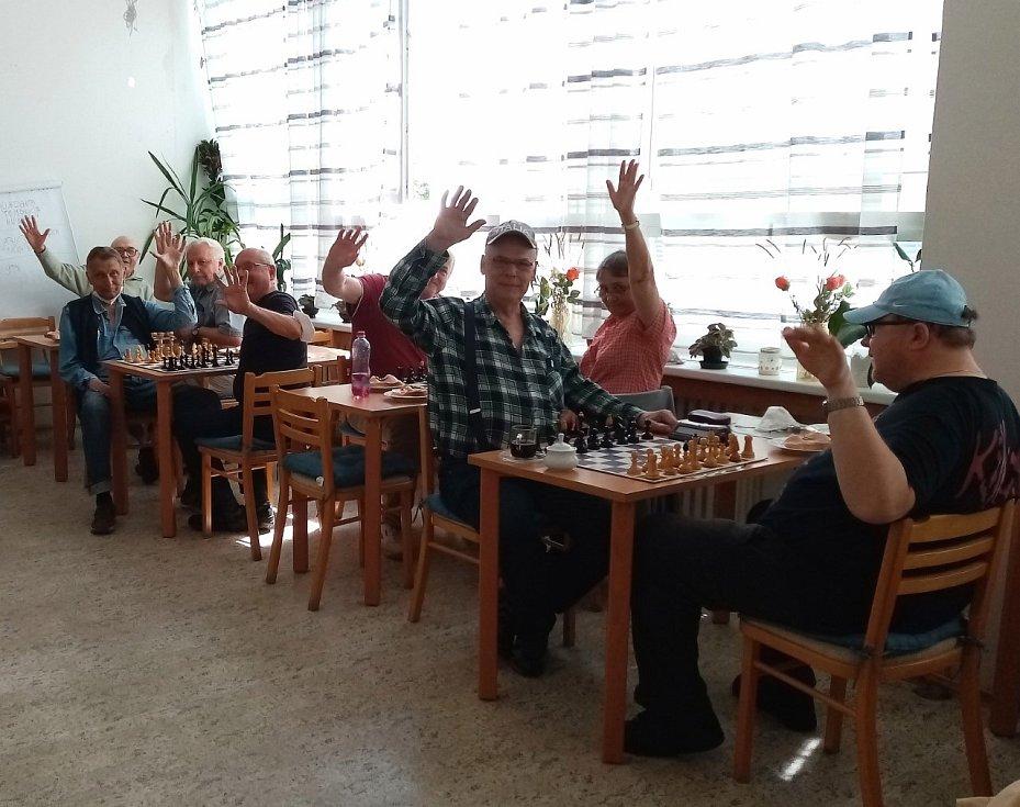 Hradečtí šachisté navštívili Olomouc.