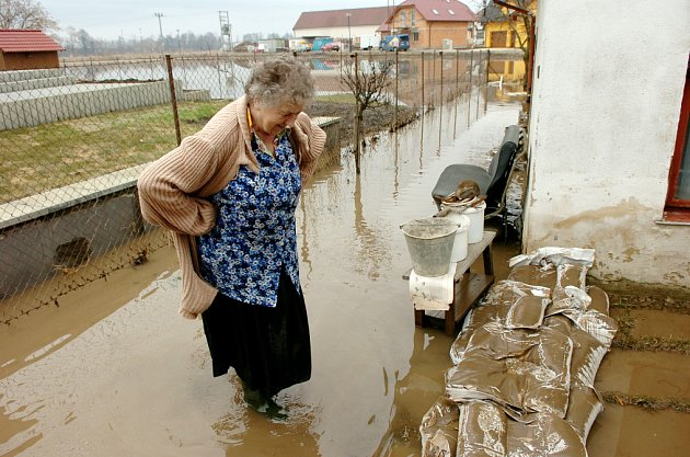 Záplavy 2006, Plotiště nad Labem