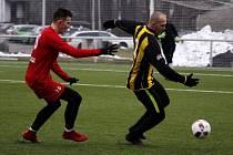 Fotbalová příprava: SK Převýšov - FK Kratonohy.