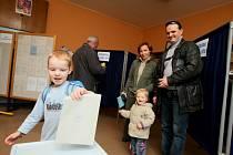 Volby 2008 v Hradci Králové, pátek odpoledne