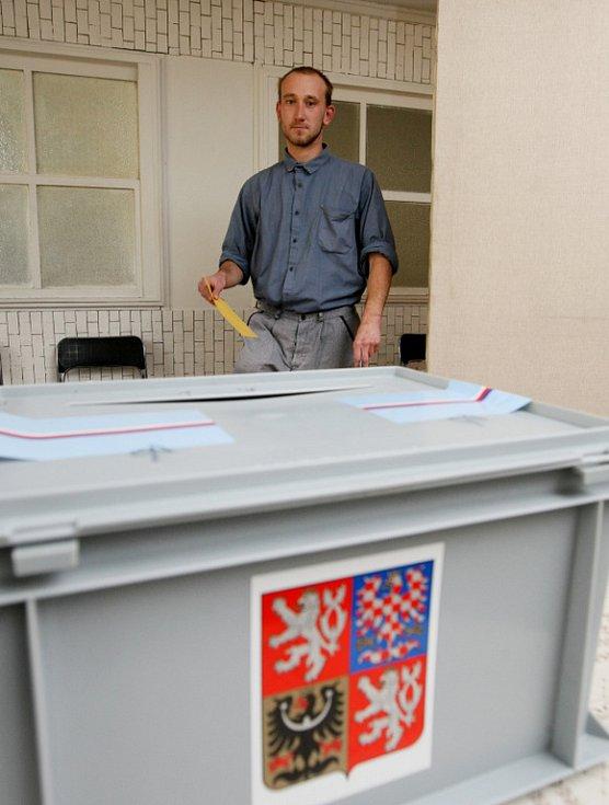 Volby 2008 v Hradci Králové, vazební věznice
