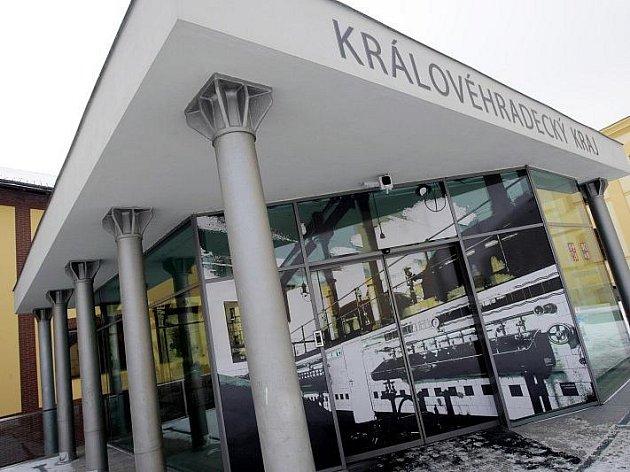Nový pivovar - Regiocentrum, sídlo Královéhradeckého kraje.