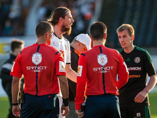 Fotbalová Synot liga: FC Hradec Králové - 1. FK Příbram.