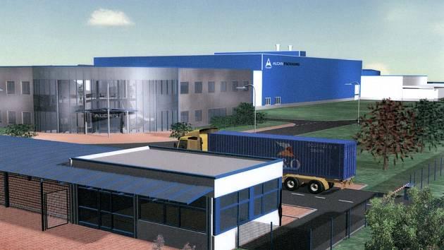 Průmyslová zóna v Novém Bydžově