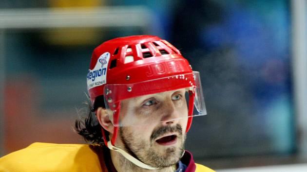 Play off I. hokejové ligy - 3. čtvrtfinále: HC VCES Hradec Králové - HC Dukla Jihlava.