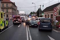 Tragická nehoda v Hradci