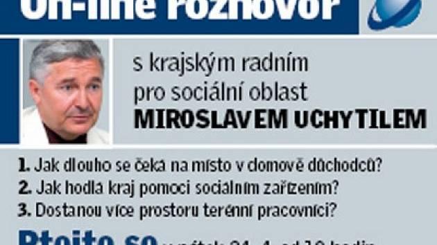 ON LINE rozhovor s Miroslavem Uchytilem