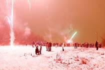 Konec roku 2014 v Hradci Králové