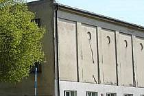 Kulturní  dům v Nechanicích.