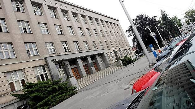 Krajský soud v Hradci Králové. Ilustrační foto.