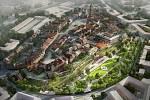 VÍTĚZNÝ NÁVRH obnovy severních teras a Žižkových sadů  vybralo vedení Hradce už v roce 2012.      Foto: MmHK