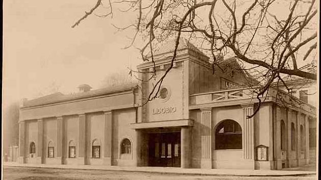 V někdejším kině Střelnice dnes sídlí taneční studio