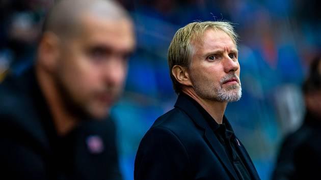 Tomáš Martinec si ke spolupráci znovu vybral Petra Svobodu (vlevo). Doplní je bývalý kouč Plzně Ladislav Čihák.
