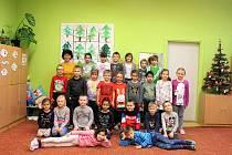 Základní škola Mandysova - třída 1. A.