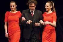 Divadelní představení zvané Sexmise.