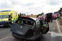 Foto z nehody